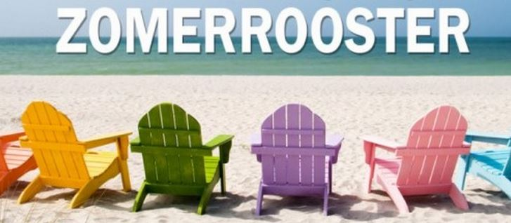 Benefit Zomerrooster 2019